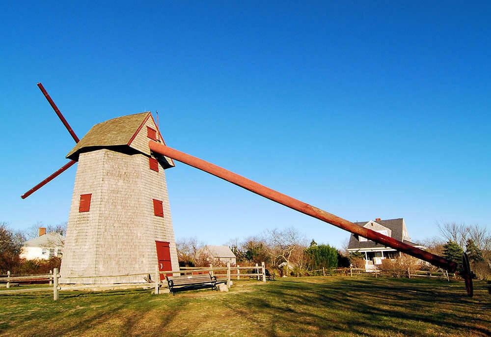 nantucket windmill